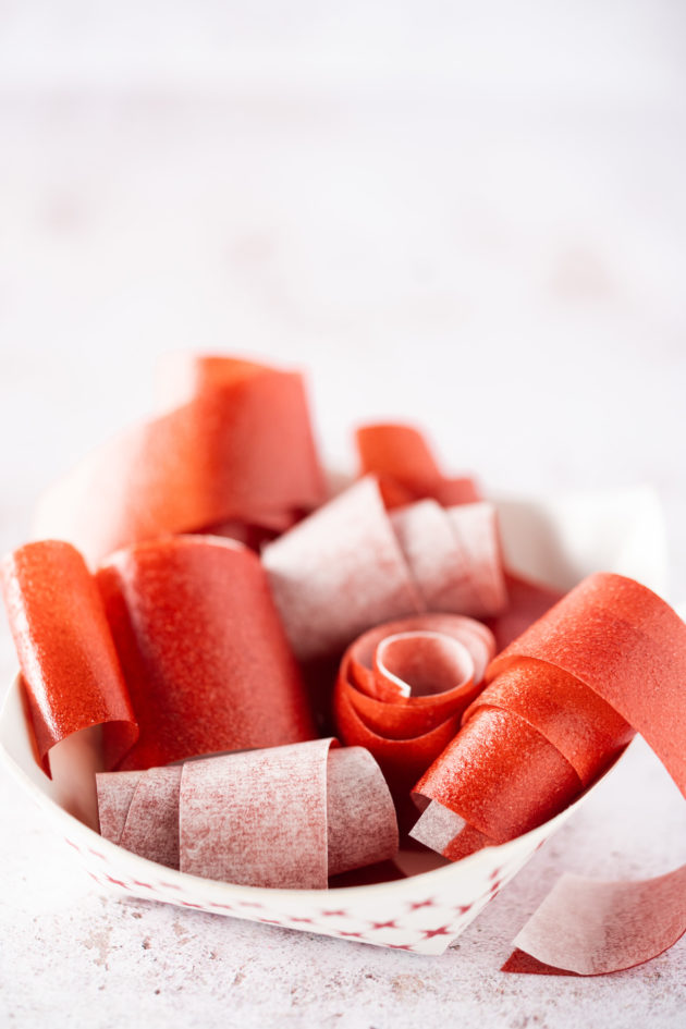 How to make homemade fruit roll-up