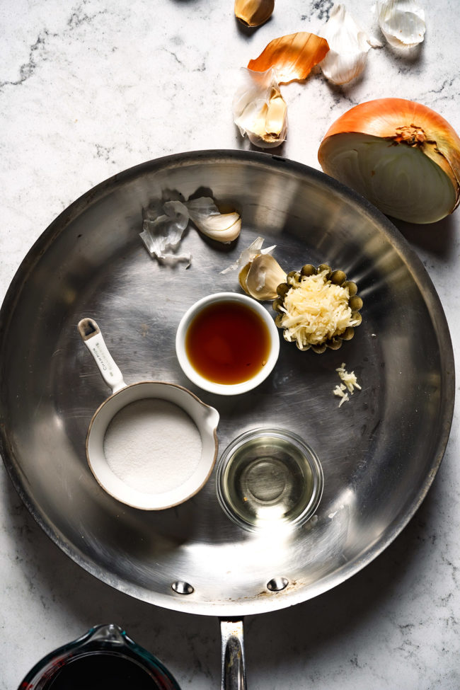 Bulgogi Sauce Ingredients